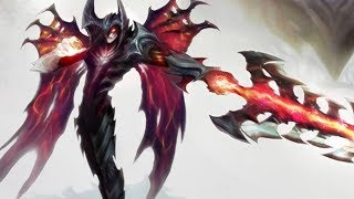 Aatrox is the best designed champion in League. (No really hear me out)