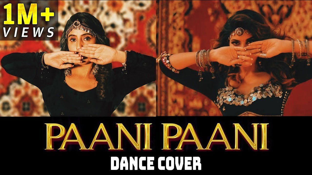 Download Paani Paani Dance Cover & BTS - Sameeksha Sud