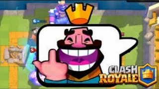 The DUMBEST PLAYER FUNNY MOMENTS of the CLASH ROYALE #3 (FUNNY MOMENTS CLASH ROYALE)
