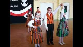 Zasiali górale owies- występ uczniów z Grabowa nad Pilicą