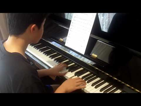ABRSM Piano 20112012 Grade 3 C:3 C3 Mitchell Both Sides Now by MH
