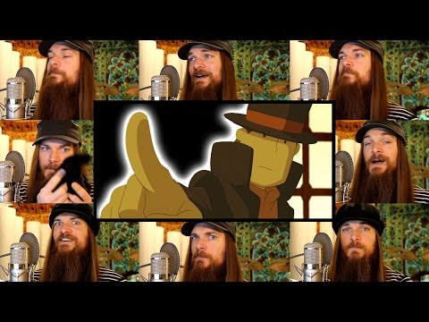 Save Professor Layton's Theme Acapella Pictures