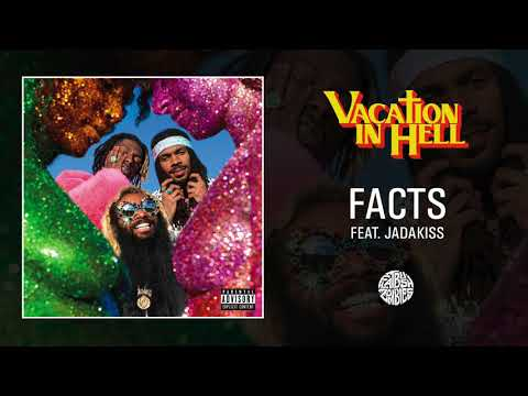 FLATBUSH ZOMBiES - 'FACTS FEAT. JADAKISS'