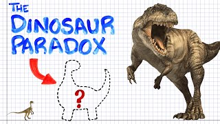 Dinosaur Size: The Biggest Paradox on Earth Was Just Solved