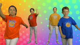 Give It a Go | Fun Growth Mindset Song for Kids | Time 4 kids TV