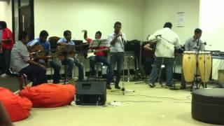 Tum Hi Ho - Aasihiqui 2 Cover by Omar @ Pearson