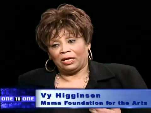 One to One: Vy Higginsen, founder, Exec. dir., Mama Foundation for the Arts