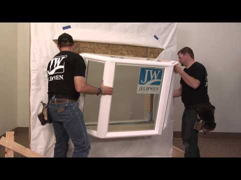 How-To Install a Projection Window