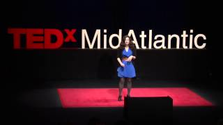 The future of our cities and towns lies in... Open Data | Laurenellen McCann | TEDxMidAtlantic