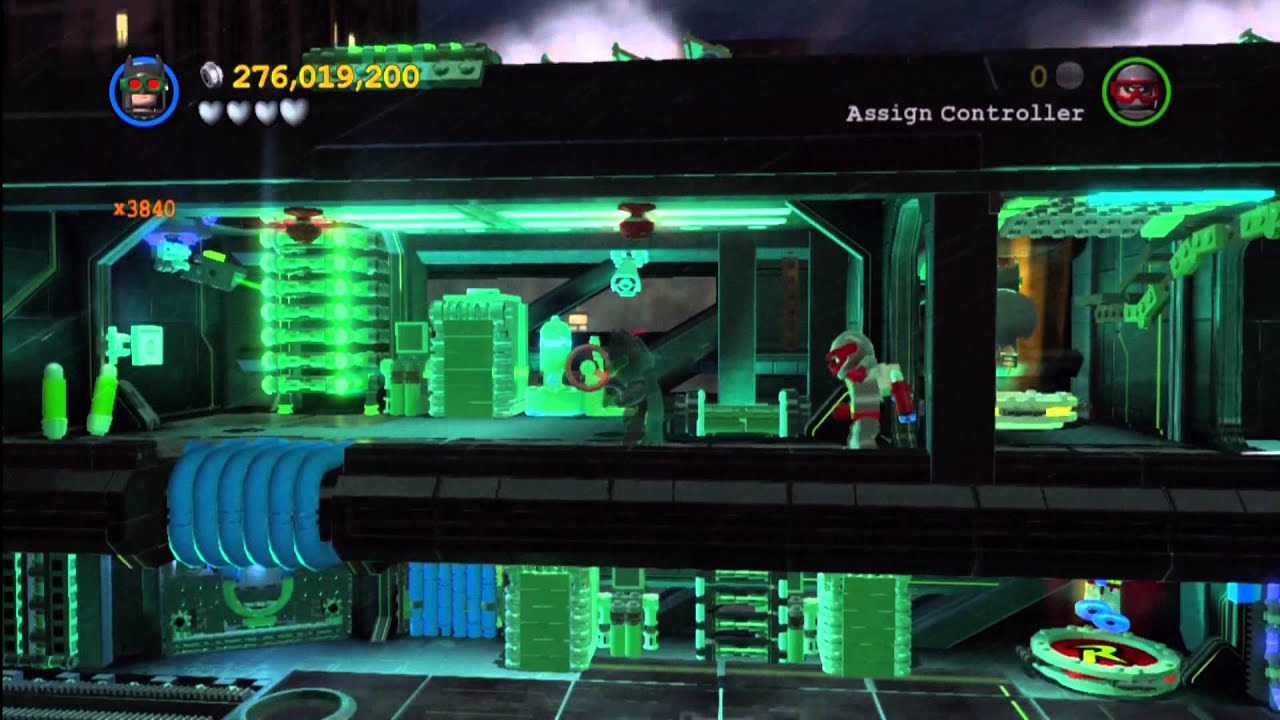 Lego Batman 2 DC Super Heroes: Level 6 FREE PLAY - 10 of ...