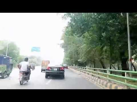 Traveling in Lahore