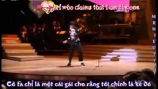 Michael Jackson Billie Jean VietSub