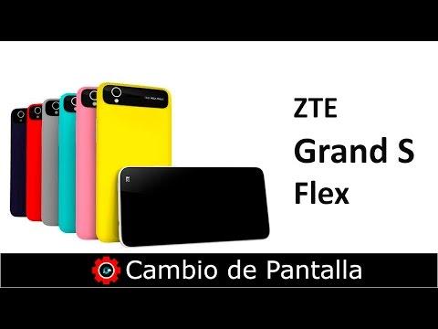 Cambio de pantalla ZTE Grand S Flex