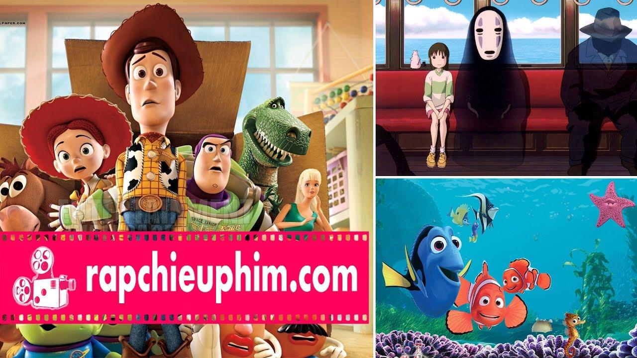 [Review] Top 10 bộ phim hoạt hình xuất sắc nhất trong lịch sử điện ảnh