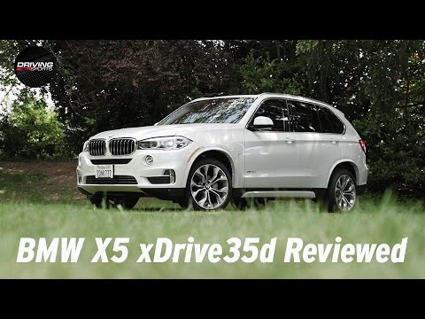 2014 bmw x5 xdrive35d diesel suv reviewed youtube. Black Bedroom Furniture Sets. Home Design Ideas