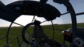 БзБ. Видеоурок 1. He-111H2, введение и взлет.