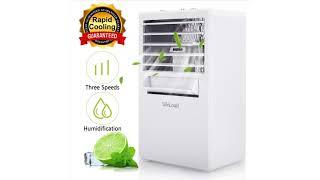 Winload Mini Luftkühler 3 in 1, Mini Klimaanlage: lohnenswert?