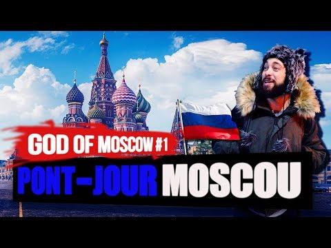 GOD OF MOSCOW #1 : ALLO POUTINE ? PRÉPARE LE CAFÉ J'ARRIVE !