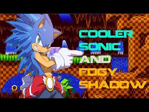 Sonic Mania Mods! Cooler Sonic and Edgy Shadow!