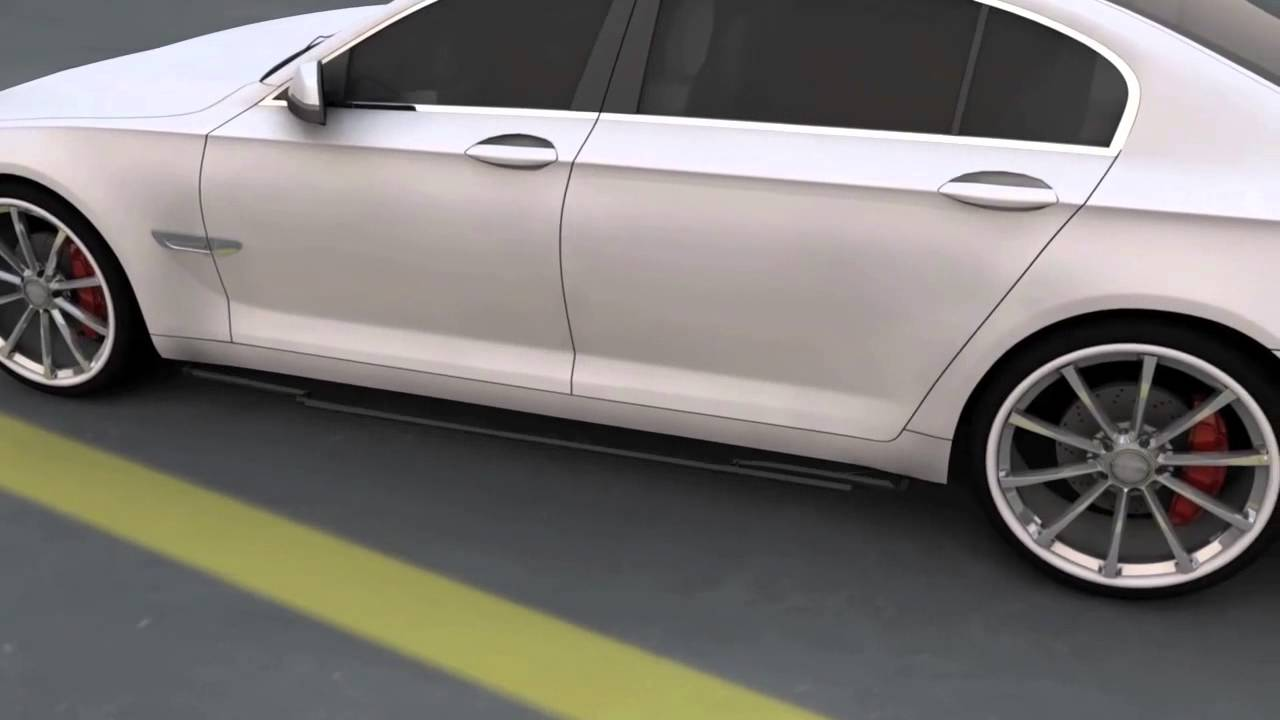 Autoblock Car Door Protection System For Bmw 7 Series Youtube