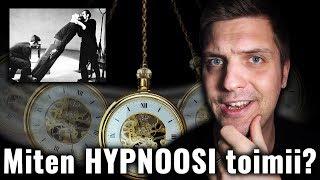 MITEN HYPNOOSI TOIMII? Olliver Hawk ja hypnoosin tiedettä