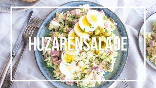 Zelf maken: Huzarensalade | OhMyFoodness