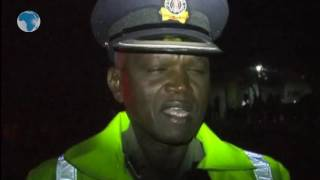 40 perish after tanker bursts into flames