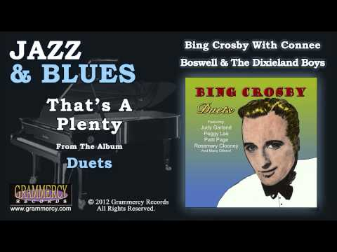 Клип Bing Crosby - That's A Plenty