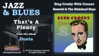 Bing Crosby With Connee Boswell & The Dixieland Boys - That
