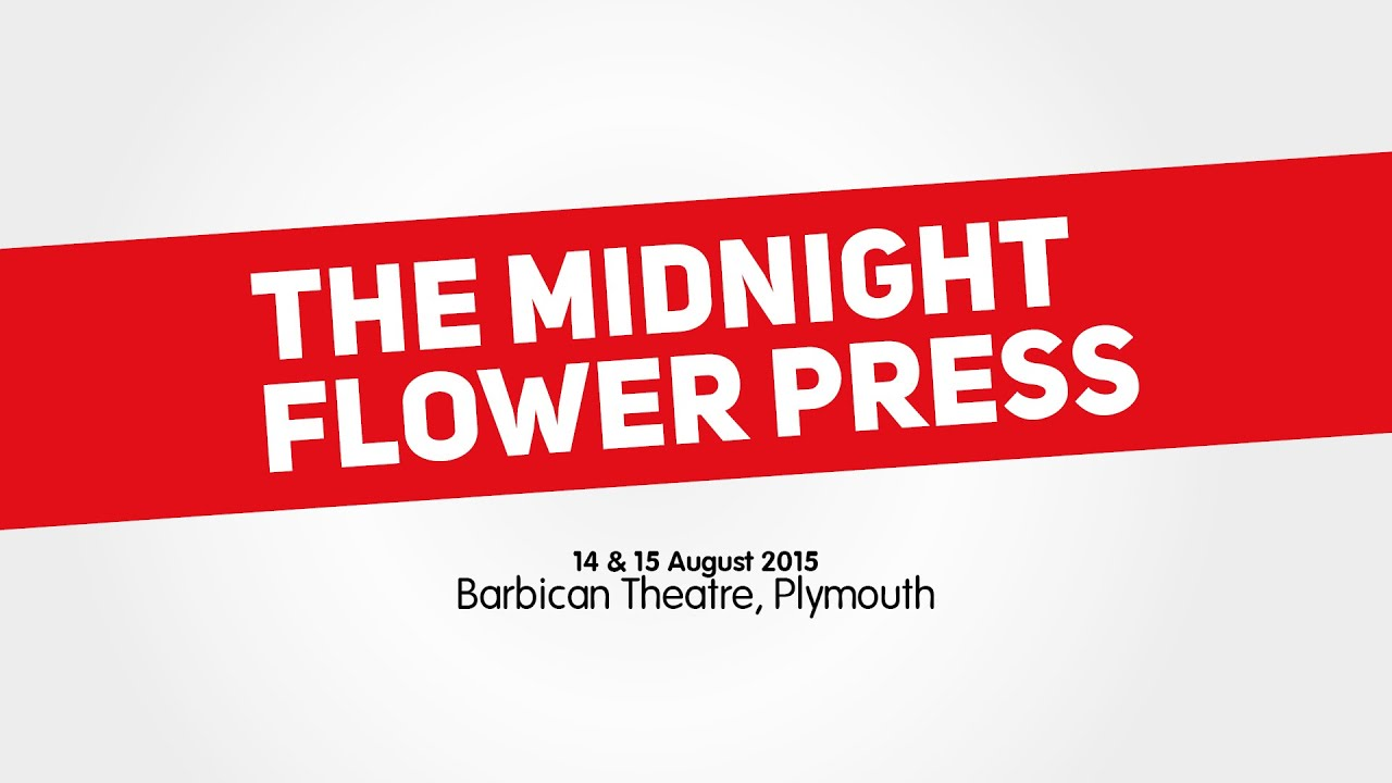 The Midnight Flower Press 2015 | Youth Music Theatre UK (YMT)