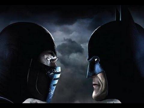 Mortal Kombat Vs DC Universe - All Fatalities & Heroic Brutalities