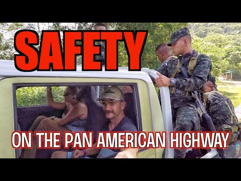 How Safe Is Driving The Pan American Highway?
