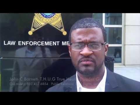 John C Barnett Civil Rights CEO  T.H.U.G