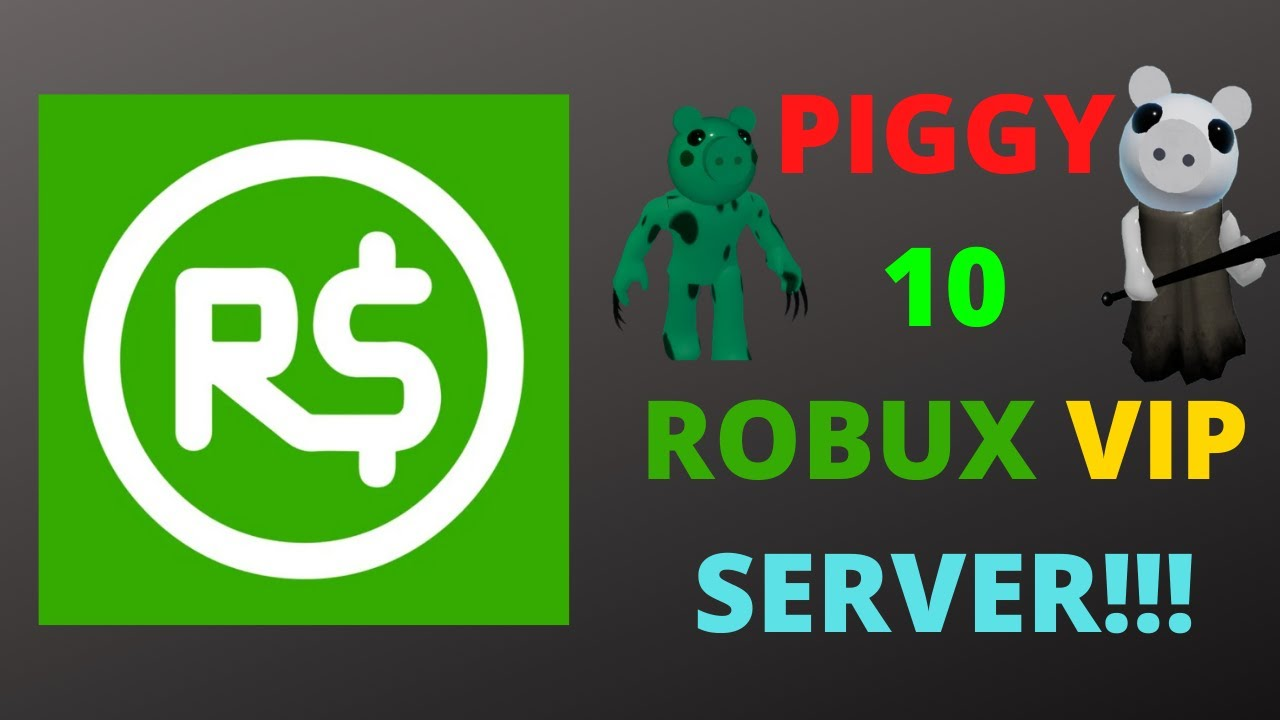 Roblox Piggy Vip Server