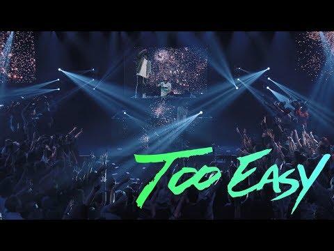 iHeartRadio LA Performance [Too Easy #17]