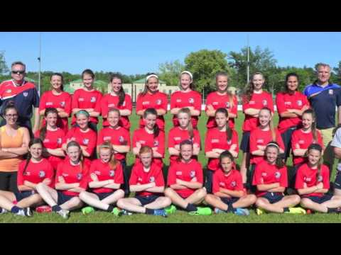 NY Girls Feile Team - 2015 All Ireland Champions
