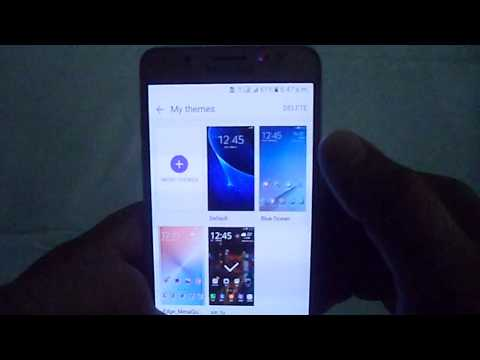 How To Download Themes In Android Mobile Without Any Application