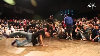 The Squadron vs Ariya | Freestyle Session World Finals 2013