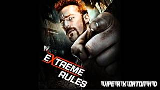 "WWE Extreme Rules 2013 Official Theme Song ""Lose My Life"" by Papercut Massacre HD"