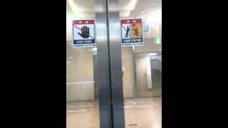 순천평화병원 현대엘리베이터 승객용 3호기 탑사기(지하재…