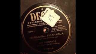 Guy Lombardo & His Royal Canadians-Managua, Nicaragua