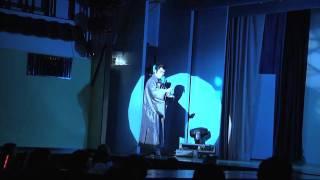 九州大分ヤング劇場で行われた劇団紀伊国屋公演に松島進一郎出演 澤村慎太郎座長とのコラボです。