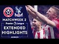Video Gol Pertandingan Sheffield United vs Crystal Palace