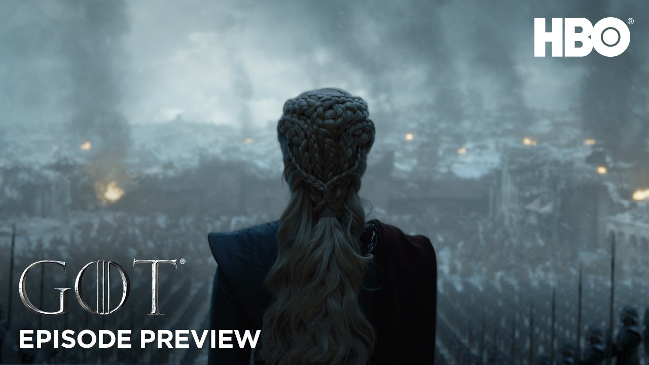 Game of Thrones | Season 8 Episode 6 | Preview (HBO) image