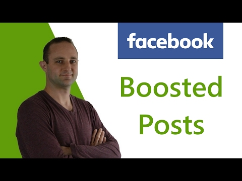 How & When to Use a Boosted Post for Shopify (Facebook Advertising)