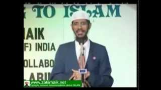 Zakir Naik Q&A-53      Why Son & Daughter treated differently in Islam
