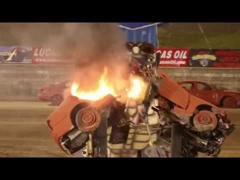 A day at the races: Monster truck mania
