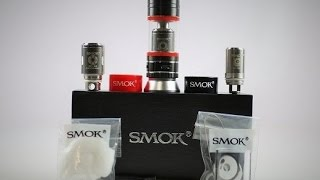 Smok TFV4 mini (black) REVIEW!!! Part 2