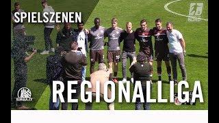 FC  II - TSV Havelse (34. Spieltag, Regionalliga Nord)