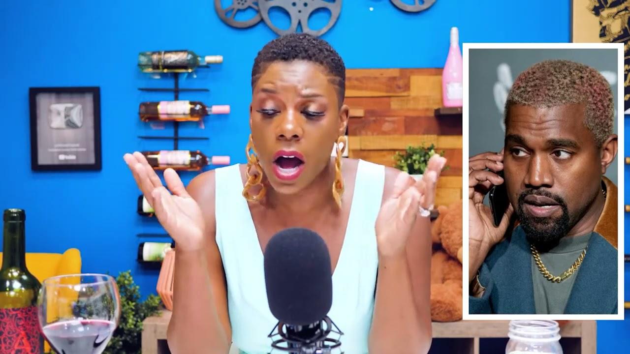 Kanye West suing Walmart! ( RERUN)
